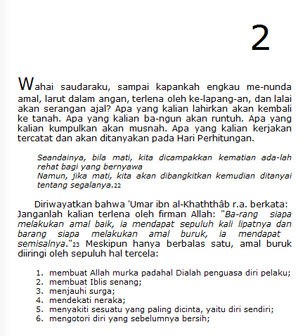 Buku Air Mata Cinta Pembersih Dosa screen2