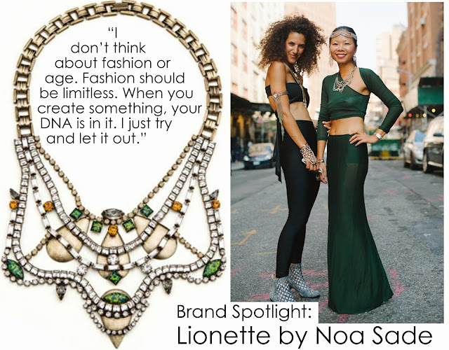 Brand Spotlight: Lionette by Noa Sade and Vanessa Lee
