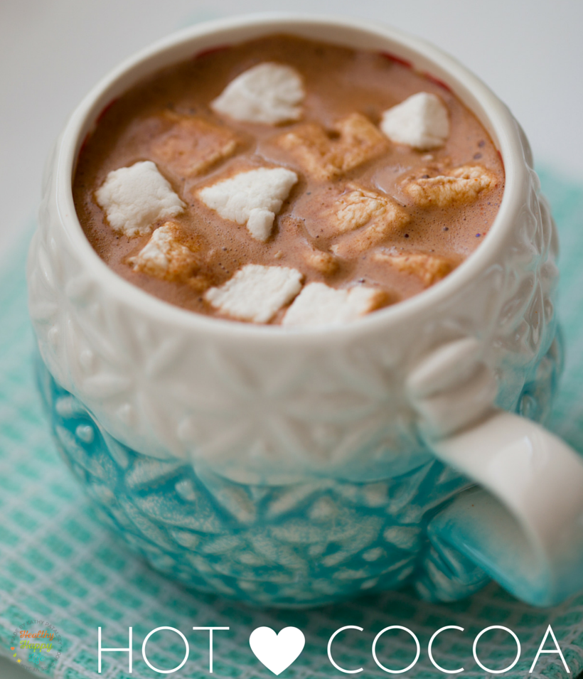 Vegan Aztec Hot Cocoa for the Holidays