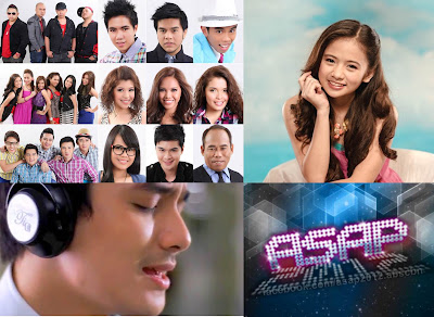 ASAP 2012 Celebrates Ella Cruz' 16th Birthday (with Francis Magundayao, Paul Salas and Dom Roque) Plus Bryan Termulo's Album Launch and Grand Showdown of X Factor Philippines Finalists