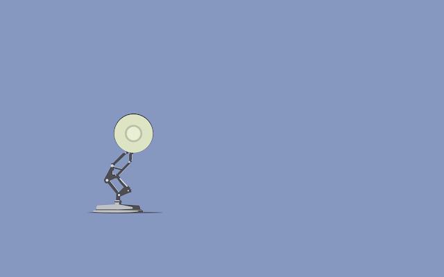 PIxar lamp wallpaper hd