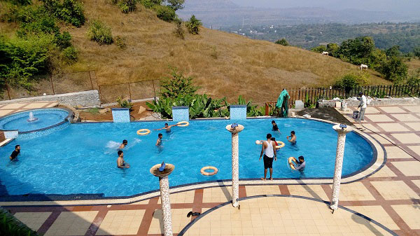 Pune's Best Resort with swimming Pool