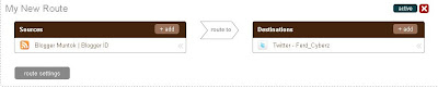 Cara Share Postingan Blog ke Twitter Otomatis