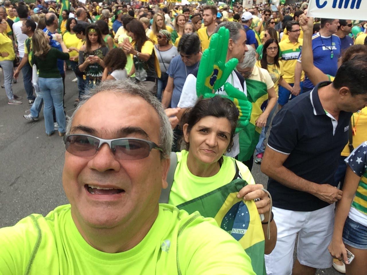 Na Paulista... Nós!