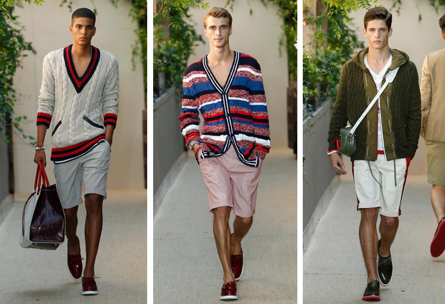 Las marcas Lacoste, Ralph Lauren, Tommy Hilfiger, Massimo Dutti, han adaptado sus prendas a este estilo.