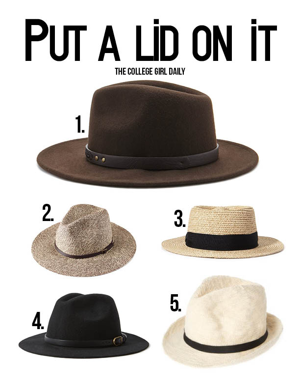 hats, forever 21, fashion, summer, hat, shade, sunny, sun hats, fedoras