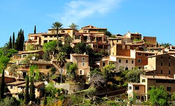 Vistas de Deià - Mallorca