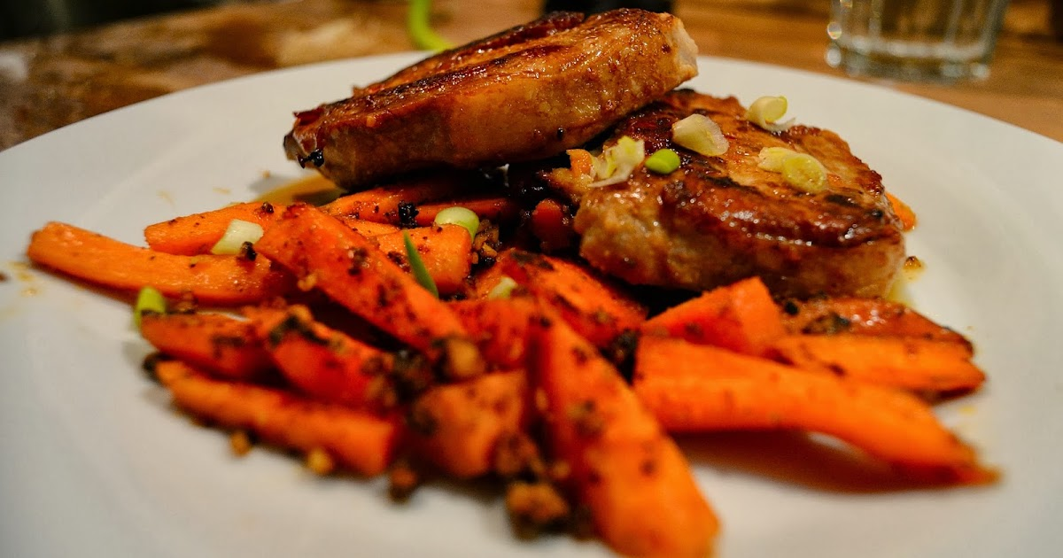 Spicy lomo con zanahorias salteadas cocinar para nutrir for Cocinar zanahorias