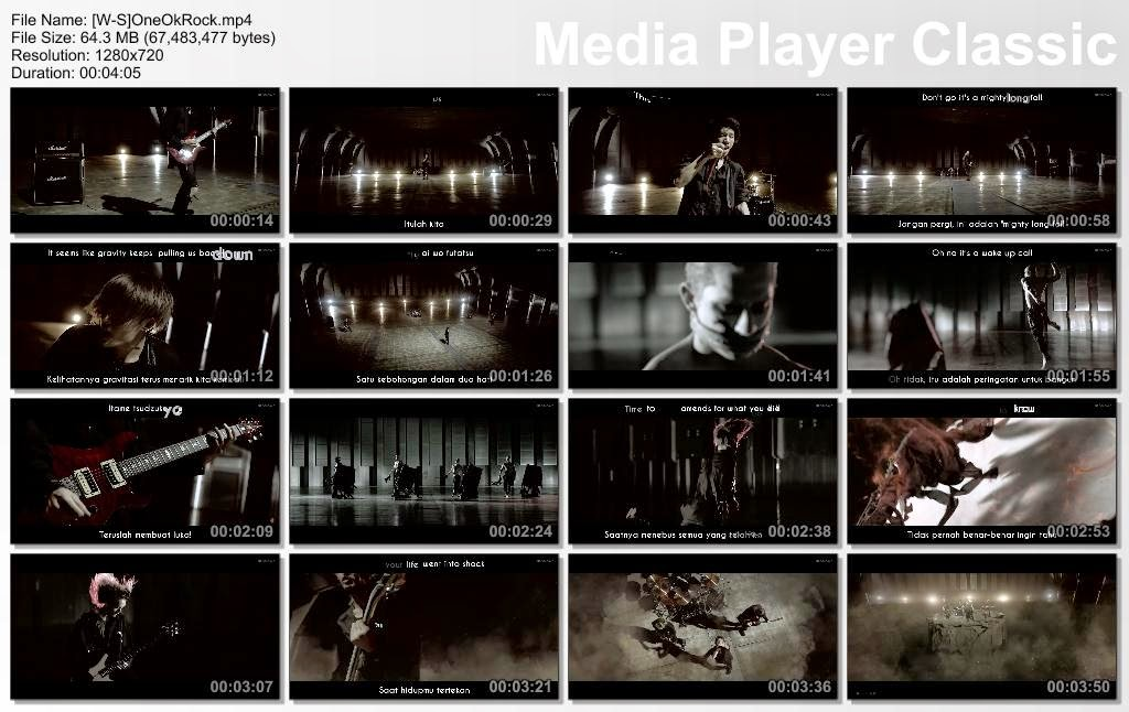 [PV]One OK Rock – Mighty Long Fall