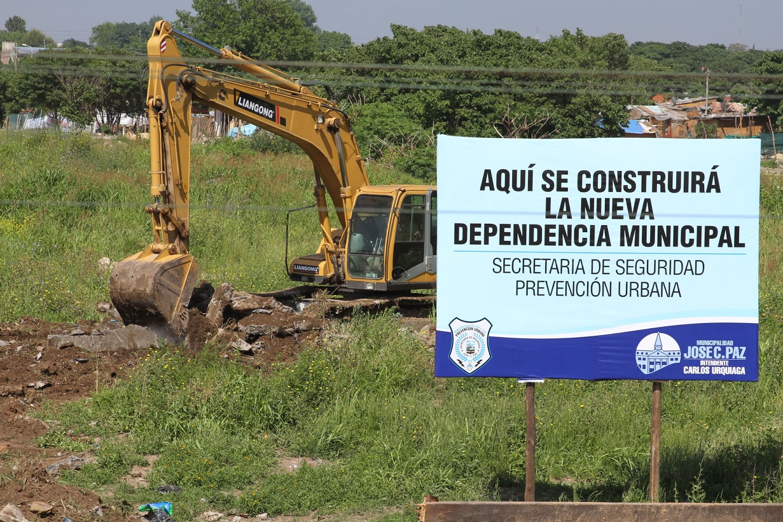 Prensa Municipalidad Jos C Paz Construccion De