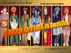 Un Cuento a la China- Teatro - Trailer
