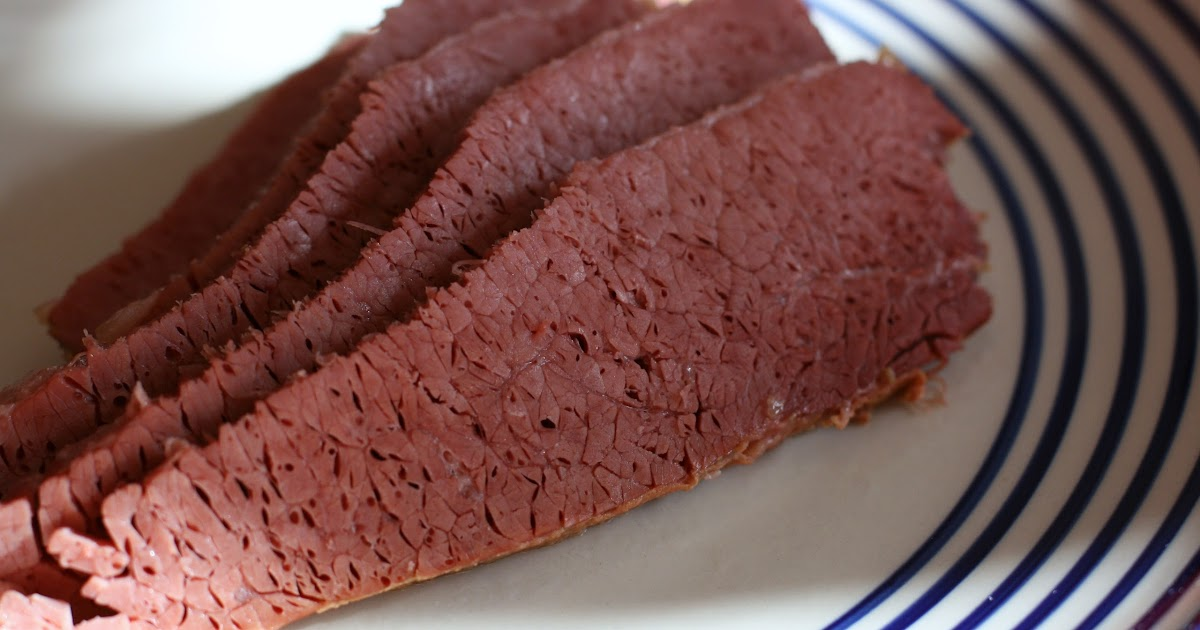 how to cook corned brisket in slow cooker