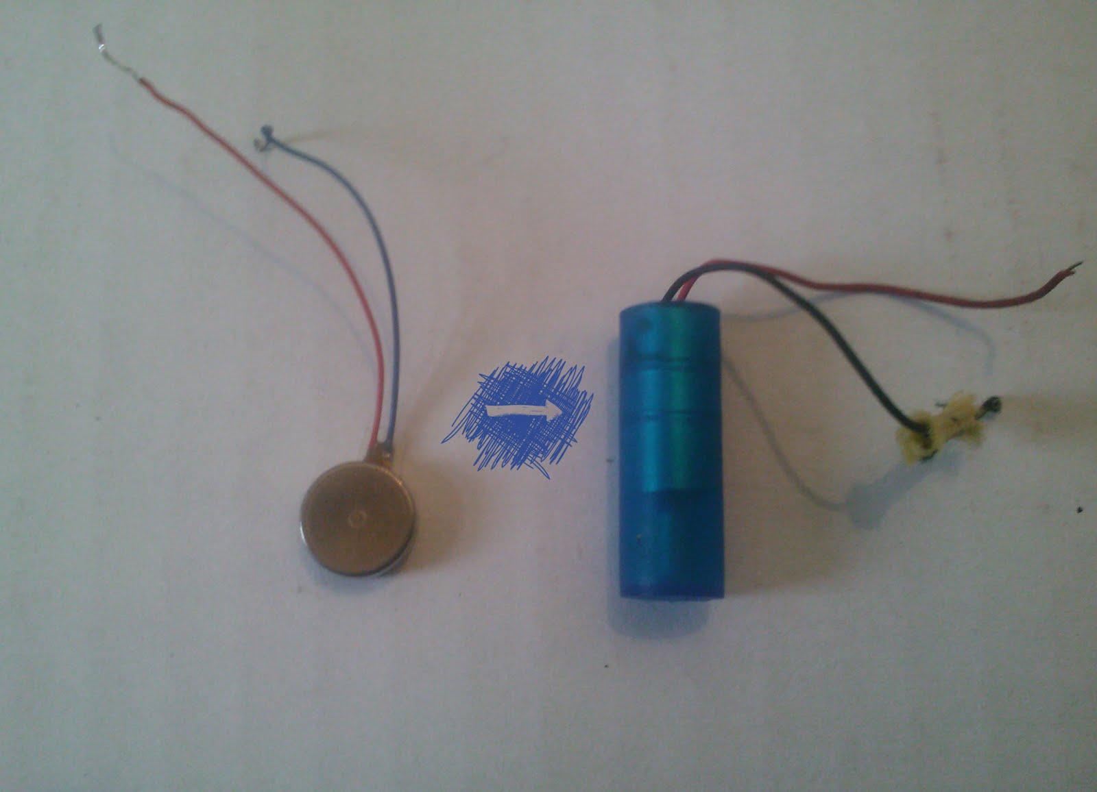 Visparsh Better Haptic Feedback Using New Vibration Motors