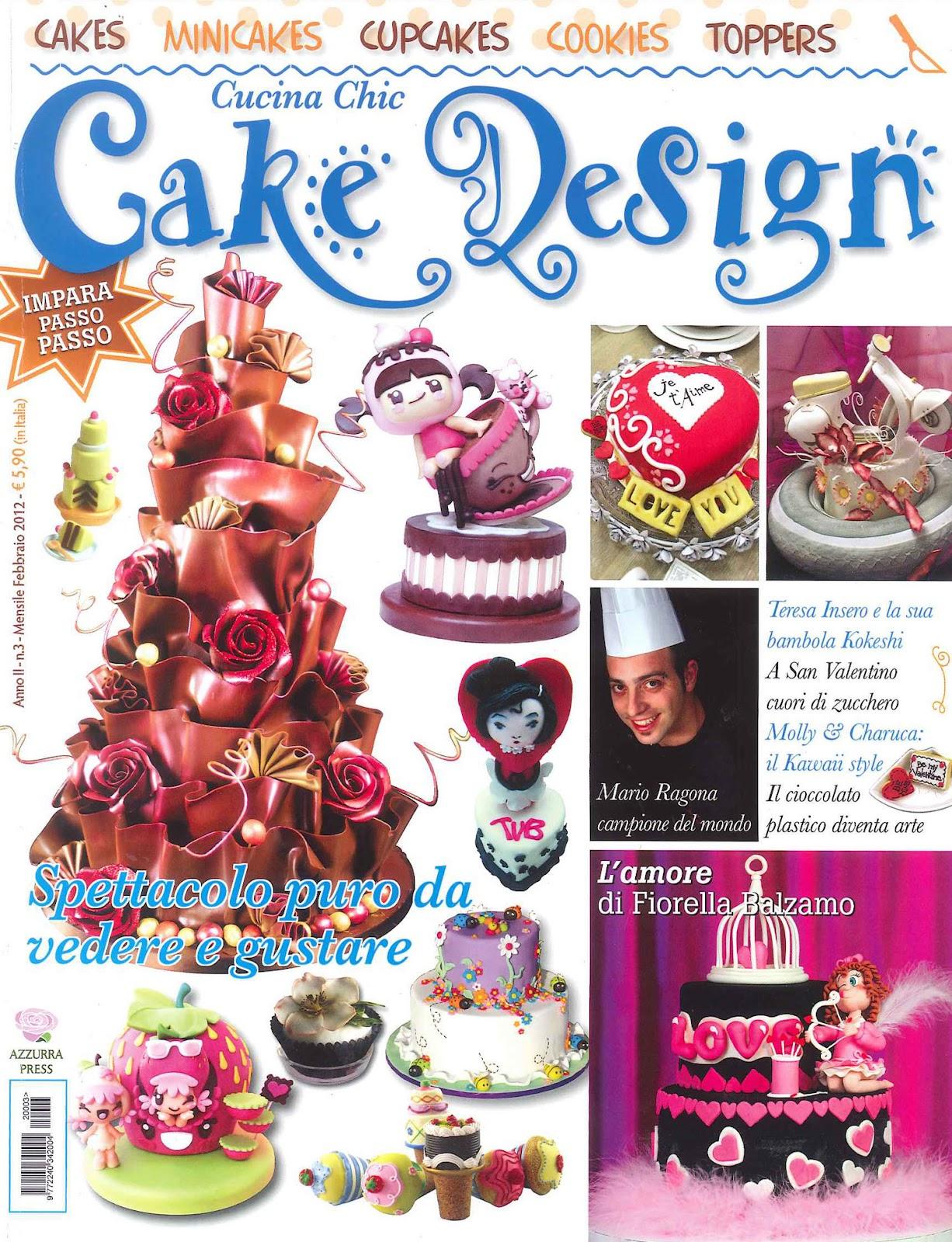 Emejing Cucina Chic Cake Design Images - ferrorods.us - ferrorods.us