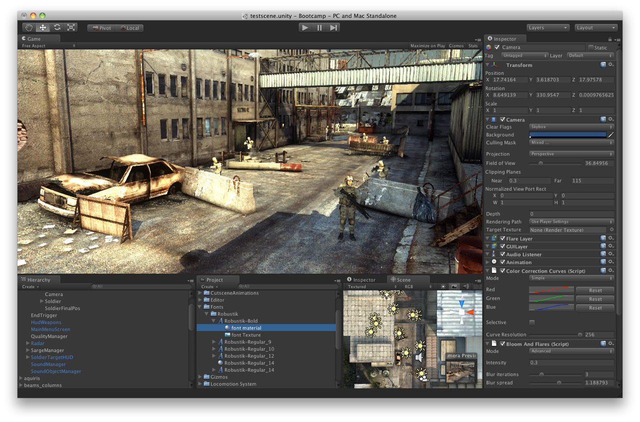 Rayyan Software!: Unity 3D 4.0.0 And Patch or Keygen