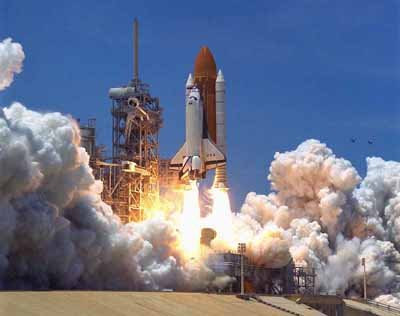Atlantis Space Shuttle Last Launch By NASA 2011