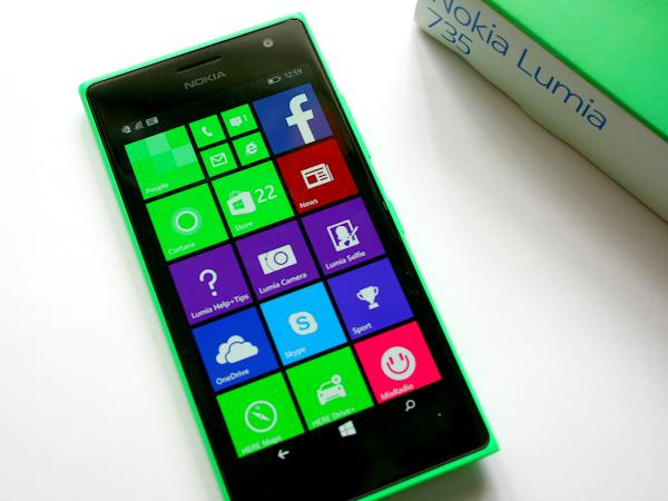 Nokia Lumia 735 Review ♡