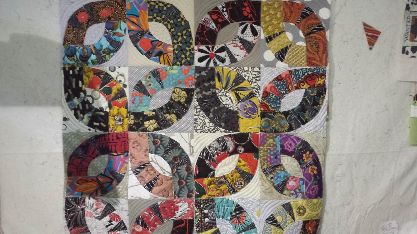 Wild Irish Rows Quilting : marie bostwick quilt patterns - Adamdwight.com