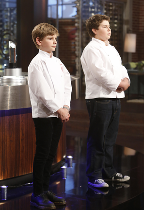 Logan MasterChef Junior Winner Season 2 USA 2014