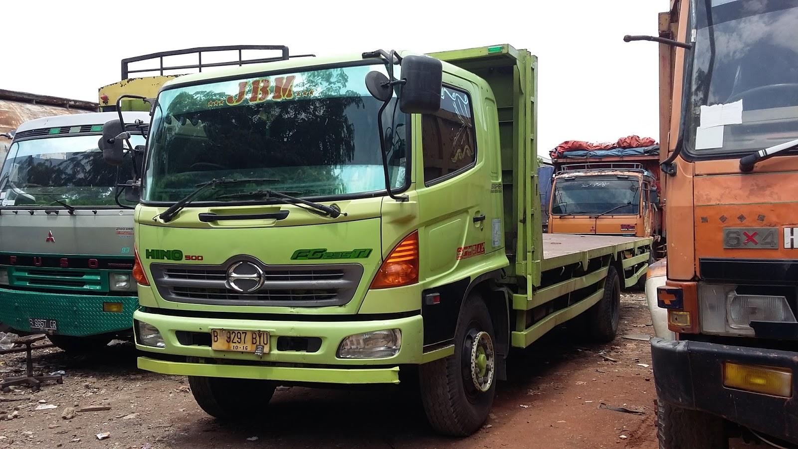 Jual Truck Bekas Hino Lohan Los Bak Thn 2011