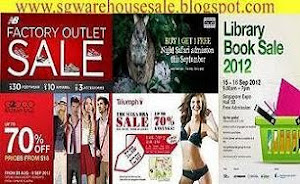 SG Warehouse Sales & Events