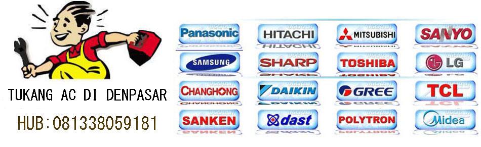 Service AC Panggilan di Denpasar Bali-081 33805 9181