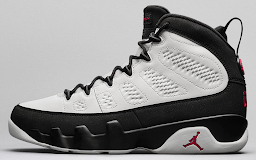 Air Jordan IX - Proving that the game will never really end.