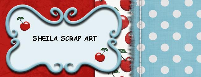 SHEILA SCRAP ART