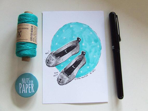 nuts-for-paper-ilustrações-padrões-2016-natal-presentes