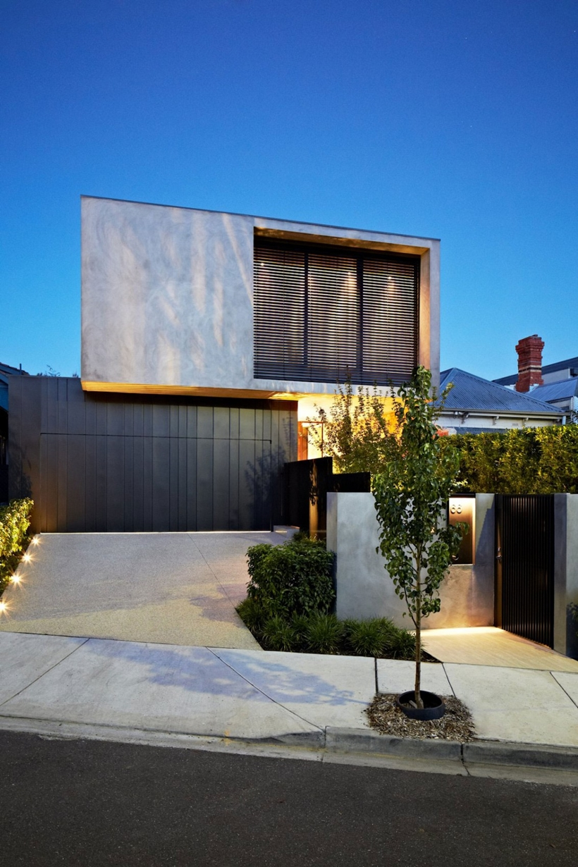 World of architecture contemporary house by agushi and for Home architecture melbourne