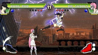 Divekick Addition Edition Games Screenshot