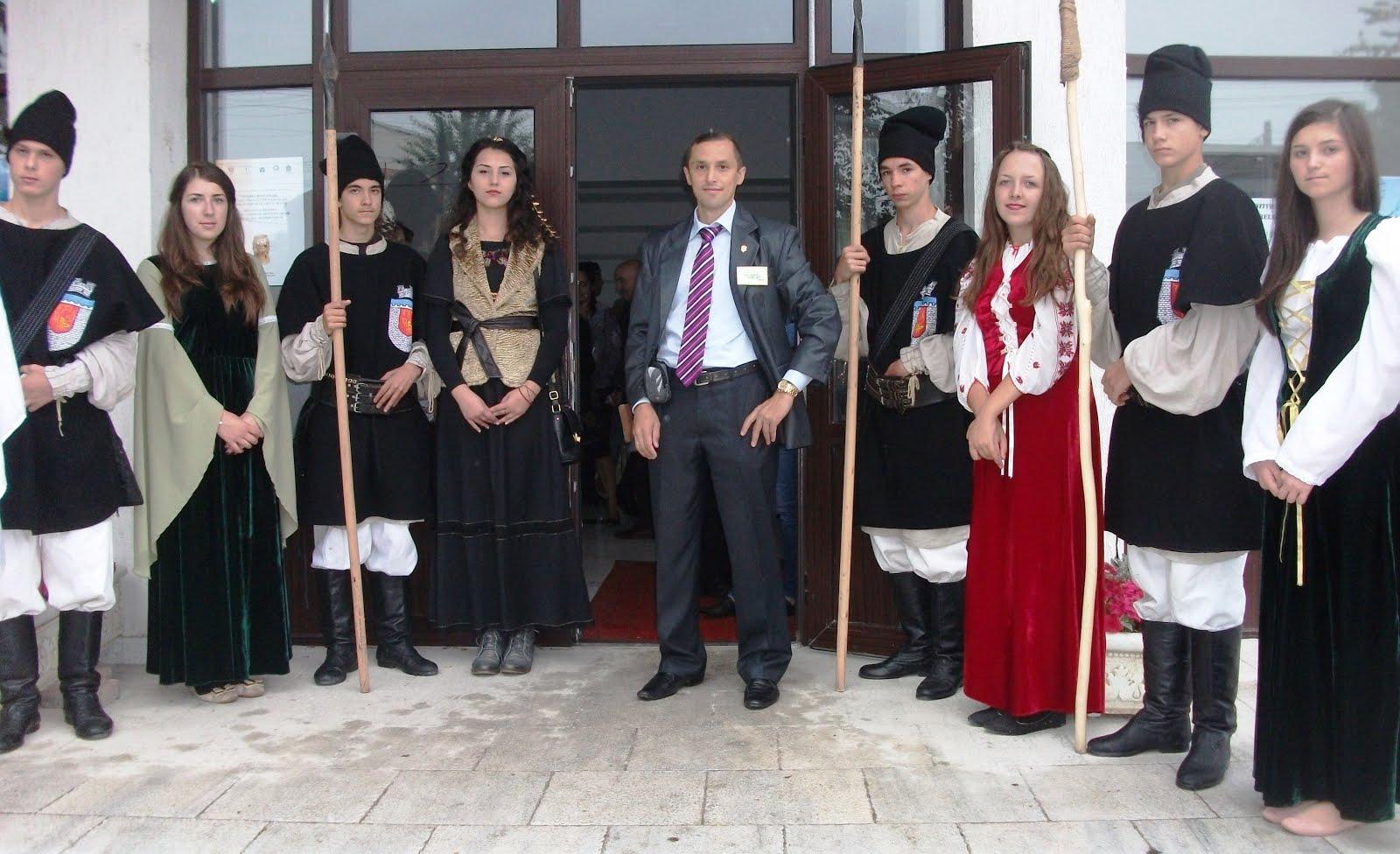 Aspecte de la Conferinţa internaţională, Tg. Neamţ, 11 sept. 2015...