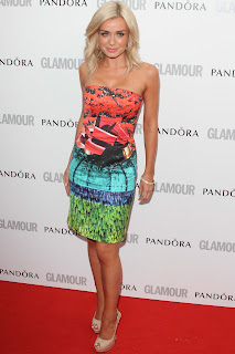 Katherine Jenkins Summer Dress
