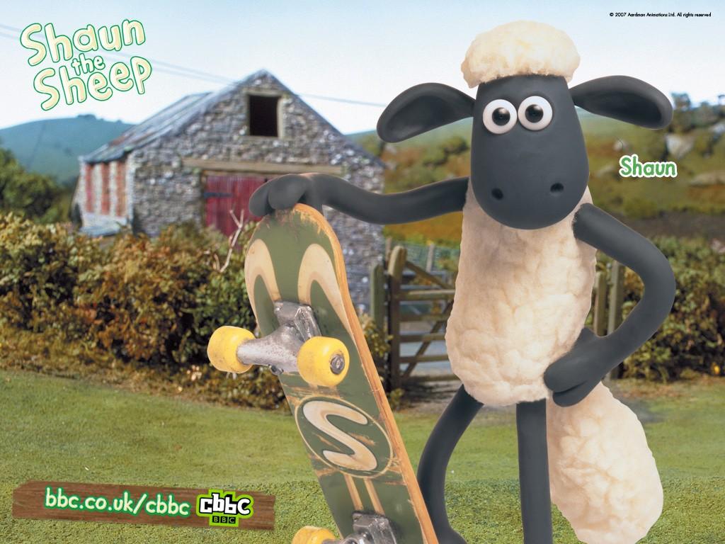 Bagi yang mencari Wallpaper Shaun the Sheep anda bisa mengambil