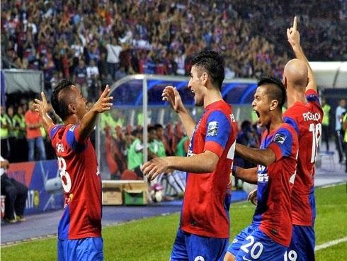 Keputusan Piala Malaysia JDT tewaskan Terengganu melangkah ke separuh akhir