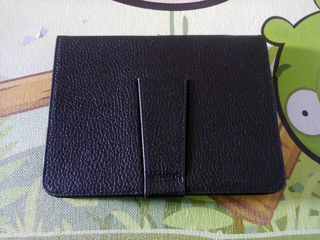 Leather Case With Stand Advan Vandroid T4 T4i