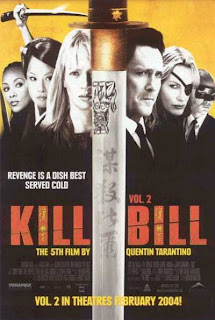Kill Bill : 2 2004 Hindi dubbed movie poster
