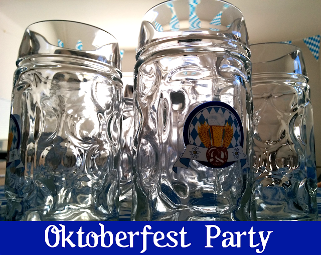 Hosting an Oktoberfest party