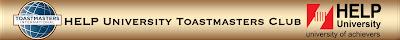 HELP University Toastmasters Club