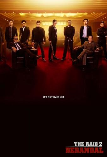 The Raid 2: Berandal 2014 Bioskop