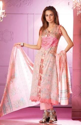 Firdous Lawn Collection 8