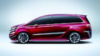 Honda Concept M side