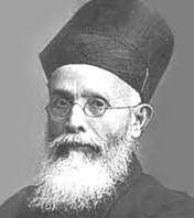 Old Man Of India Was A Parsi Intellectual Educator Cotton Trader And
