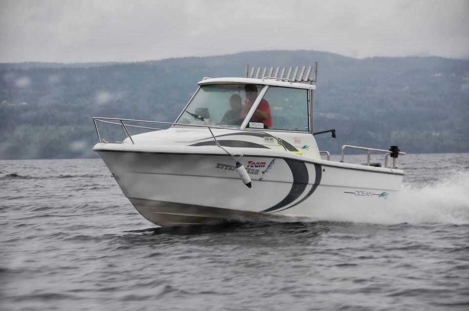 Båten min