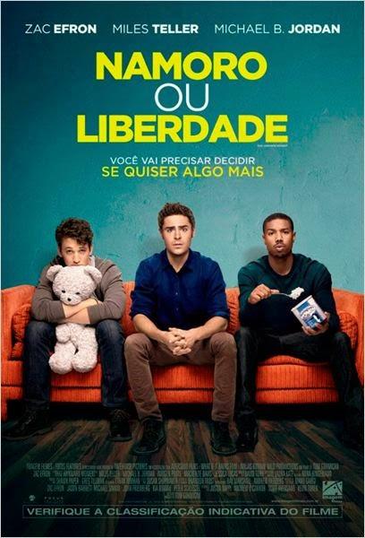 Filme Namoro ou Liberdade? Dublado AVI BDRip