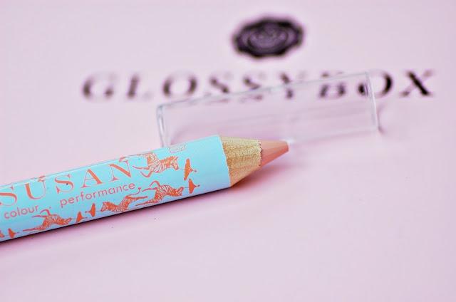 Haute, Light-Highlighting Pencil, So Susan Cosmetics, Highlight, Conturing, Konturieren, Wasserlinie