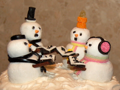 coolest christmas cakes