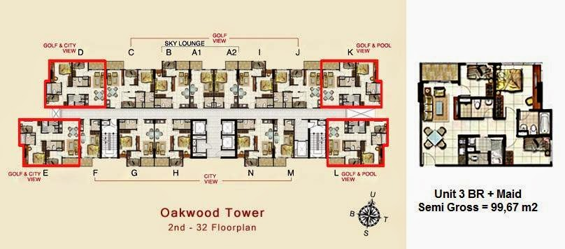 3+1 Bedrooms