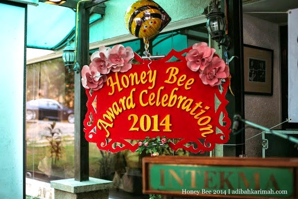 Honey Bee Award Celebration di INTEKMA
