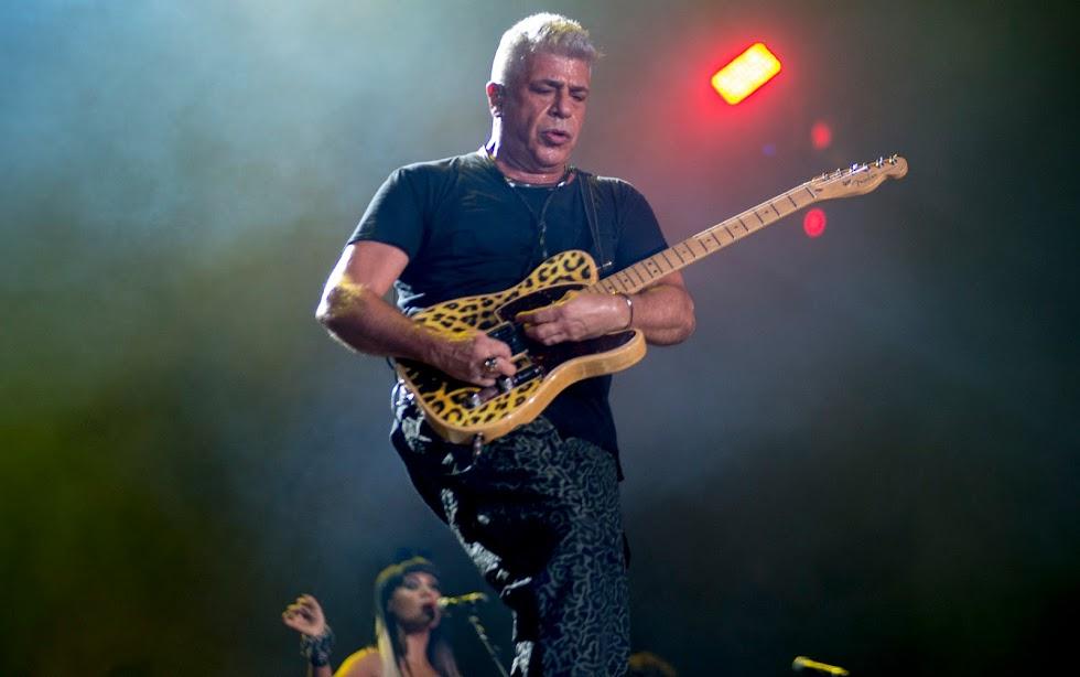 Lulu Santos critica aprovação do Estatuto da Família em show durante o Rock in Rio